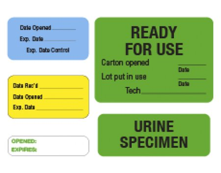 Laboratory Communication Labels