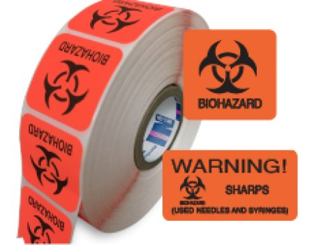 Laboratory Warning Labels