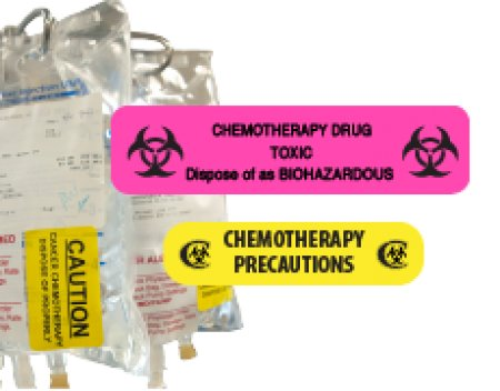 Chemotherapy Labels (Pharmacy)